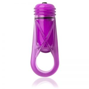 Anillo Oyeah! Plus - Púrpura marca SCREAMINGO