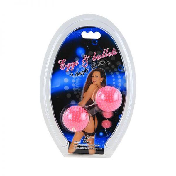 comprar Baile Bolas A Deeply Pleasure Rosa