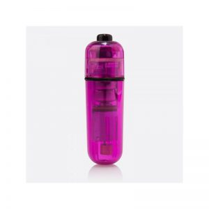 Bala 1 Toque Mini-Vibra Super Potente Púrpura de la marca SCREAMINGO