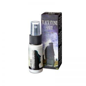 Black Spray Retardante Stone 15 ml de la marca COBECO PHARMA