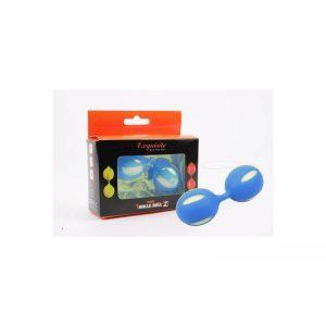 Bolas Ben Wa 10.3 cm Azul Oscuro diseñado por la marca CHISA
