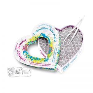 Corazon Lleno de Cosquilleos Amorosos (EN-ES) marca TEASE & PLEASE