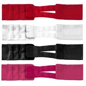 Extensor Sujetador 4 Colores 2 Ganchos diseñado por la marca BYE BRA
