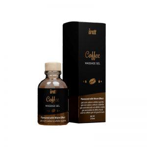 Gel Besable Sabor Café 30 ml diseñado por la marca INTT