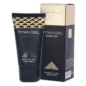 Gel Estimulación Masculina Titan Gold 50 ml de la marca TITAN GEL