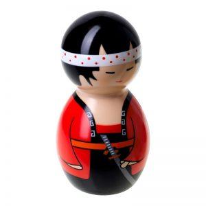 Kokeshi Dancer Masajeador Corporal Modelo Chico marca BIG TEAZE TOYS