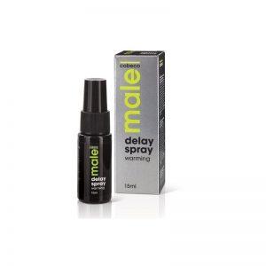 Male Spray Retardante Efecto Calor 15 ml de la marca COBECO PHARMA