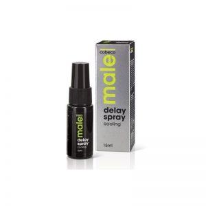 Male Spray Retardante Efecto Frio 15 ml de la marca COBECO PHARMA