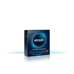 My Size Preservativo Natural de Látex Talla 69 Caja de 3 Unidades barato