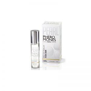 Perfume con Feromonas Femenino Pearl 14 ml de la marca COBECO PHARMA