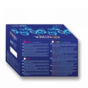 Preservativos Caja Profesional Senso 144 unidades diseñado por la marca CONTROL