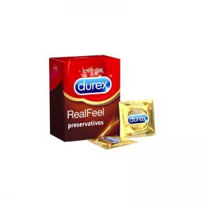 Preservativos Real Feel 24 Unidades diseñado por la marca DUREX