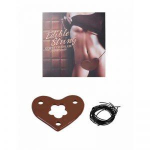Secret Play Tanga Comestible Chocolate Ella barato